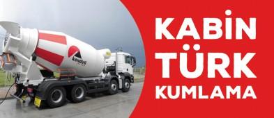 Kabin Türk Kumlama