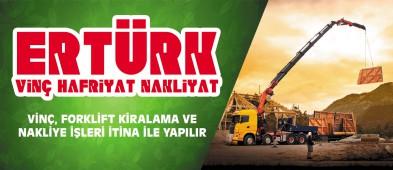 Ertürk Vinç Hafriyat Nakliyat