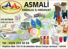 Asmalı Ambalaj & Hırdavat
