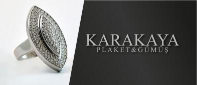 Karakaya Plaket Gümüş