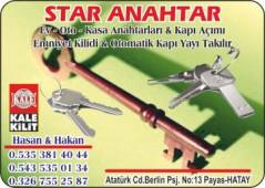 Star Anahtar
