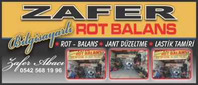 Zafer Rot Balans