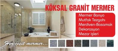 Köksal Granit Mermer
