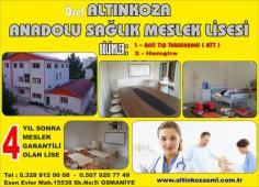 Altınkoza And. Sağlık Lisesi