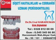 Diş Eti Hast ve Cerrahisi