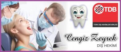 Diş Hekimi Cengiz Zeyrek