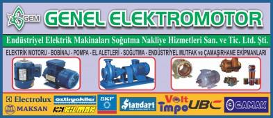 Genel Elektromotor
