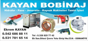 Kayan Bobinaj