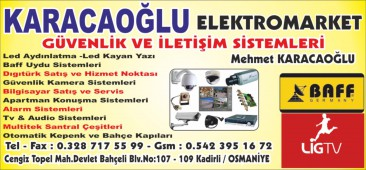 Karacaoğlu Elektromarket