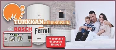 Türkkan Mühendislik Doğalgaz