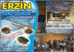 Erzin Deniz Ürünleri