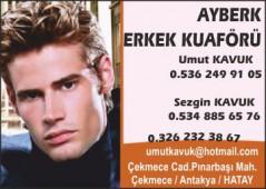 Ayberk Erkek Kuaförü