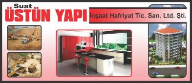 Suat Üstün Yapı İnşaat Hafriyat  Tic. San. Ltd. Şti.