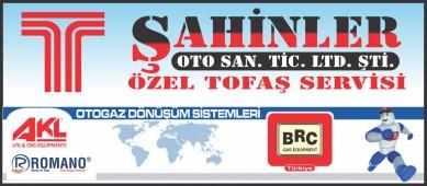 Şahinler Oto Sanayi Ve Tic.Ltd.Şti.