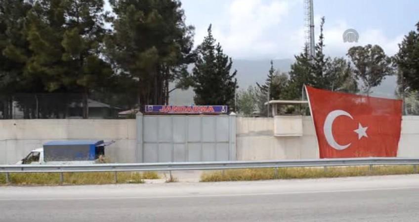 Hatay'daki Terör Örgütü Operasyonu