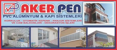 Aker Pen Pvc Alüminyum Kapı Sistemleri