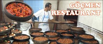 Göçmen Restaurant Fırın-Market
