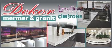 Dekor Mermer & Granit