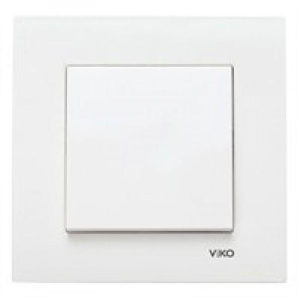 Viko Karre Beyaz Anahtar
