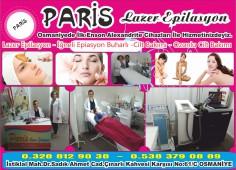 Paris Lazer Epilasyon