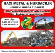 Hacı Metal ve Hurdacılık