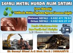 Sefalı Metal Hurdacılık