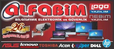 Alfabim Bilgisayar Elektronik Ve Güvenlik Sistemleri Ltd.Şti.