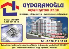 Uyduranoğlu Organizasyon