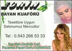 Ecrin Bayan Kuaförü