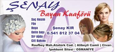 Şenay Bayan Kuaförü