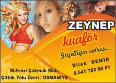 Zeynep Kuaför Salonu