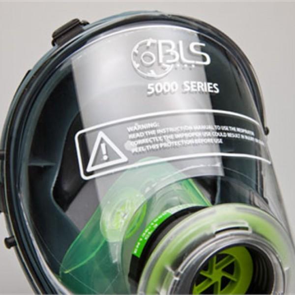 BLS 5000 Serisi Tam Yüz Maskeleri