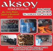 Aksoy Kömürcülük