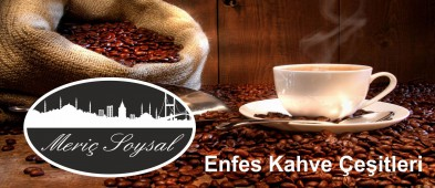 Meriç Soysal Çikolata Kahve