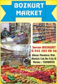 Bozkurt Market