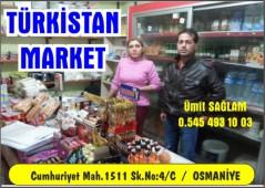 Türkmenistan Market