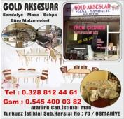 Gold Aksesuar Mobilya