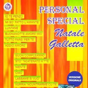 GALLETTA - SPECIAL PERSONAL (CD)