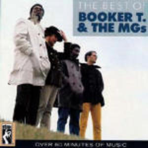 THE BEST OF BOOKER T & THE MG'S (CD)