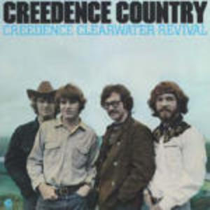 CREEDENCE COUNTRY (CD)