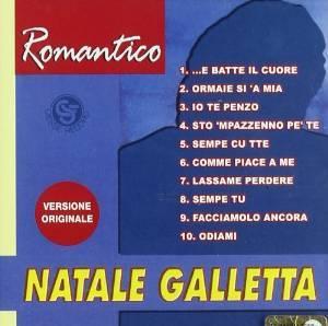 GALLETTA - ROMANTICO (CD)