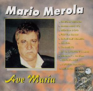 MARIO MEROLA - AVE MARIA (CD)