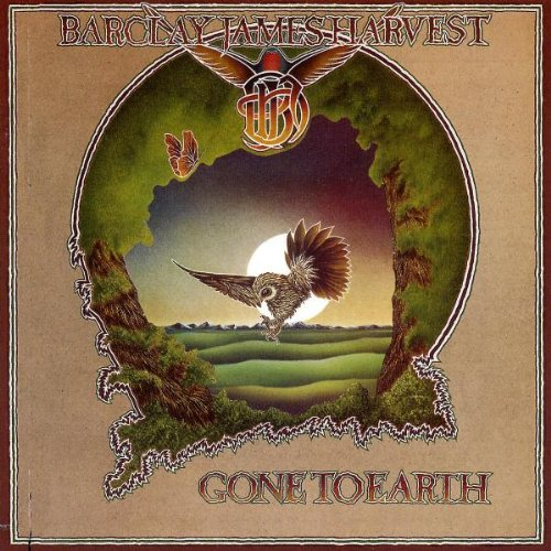 GONE TO EARTH (CD)