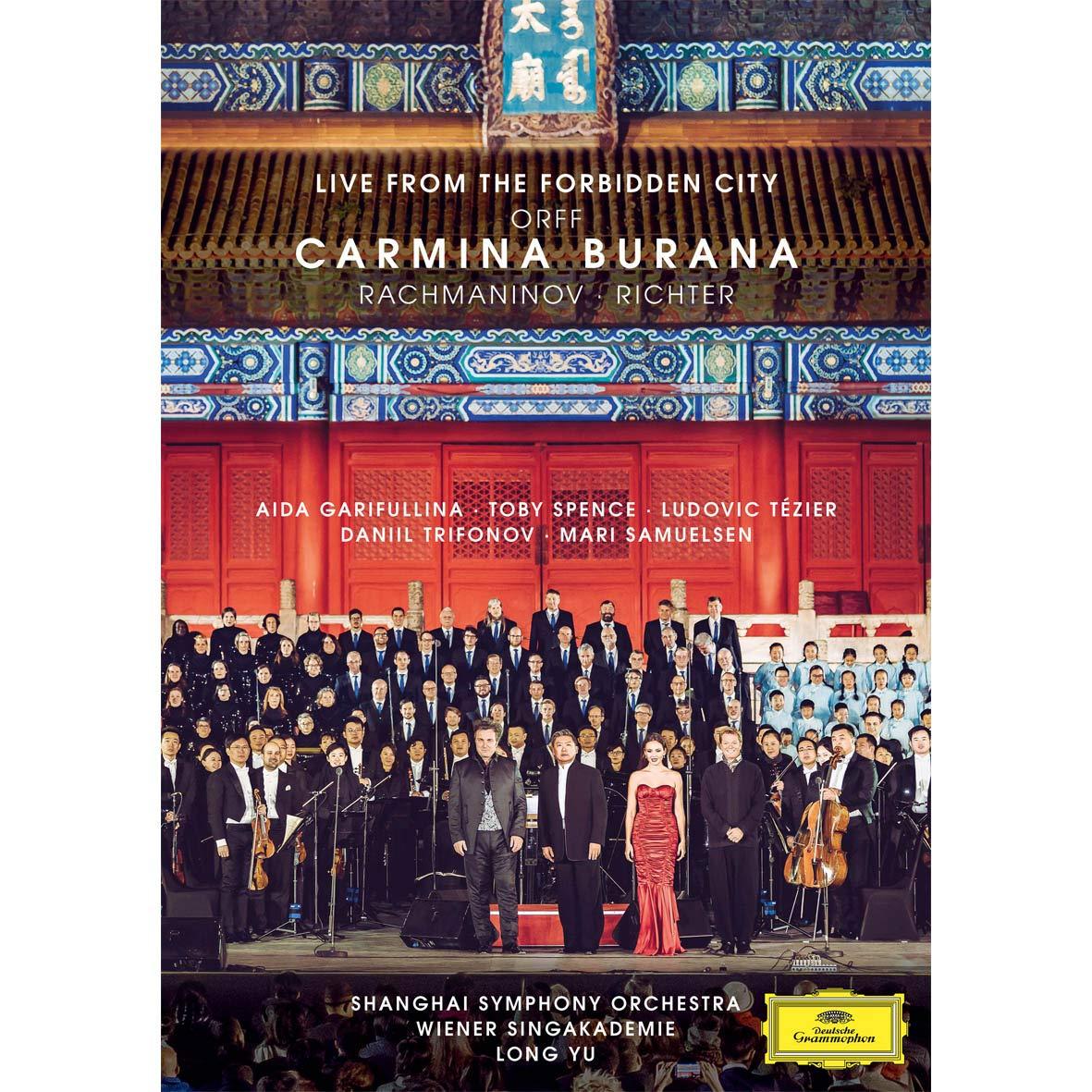 TRIFONOV - CARMINA BURANA (DVD)