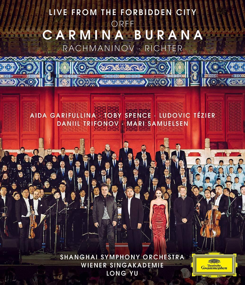 TRIFONOV - CARMINA BURANA - BLU RAY