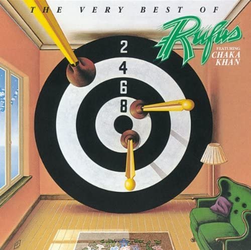VERY BEST OF RUFUS & CHAKA KHAN (CD)