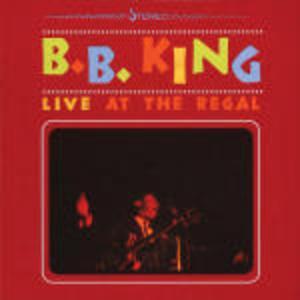 B.B. KING - LIVE AT THE REGAL RMX (CD)