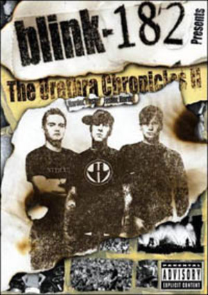 BLINK 182 -THE URETHRA CHRONICLES II (DVD)