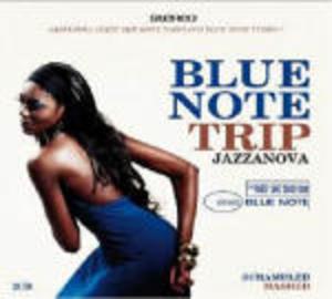 JEZZANOVA BLUE NOTE TRIP POP (CD)