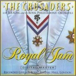 CRUSADERS - ROYAL JAM (CD)